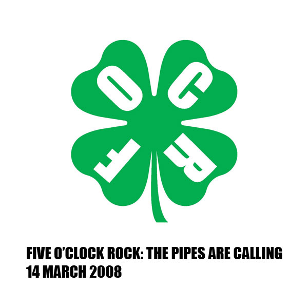 FOCR #054 The Pipes Are Calling