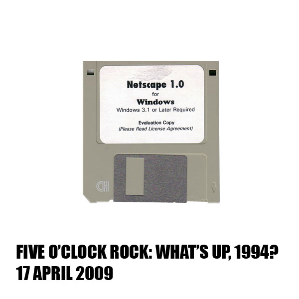 What's Up, 1994?